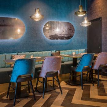 Shanthy Indiaas Ceylonees restaurant in Hilversum